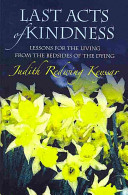 Last Acts of Kindness PDF
