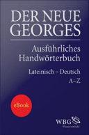 Der neue Georges PDF