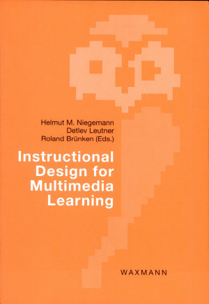 Instructional Design for Multimedia Learning
