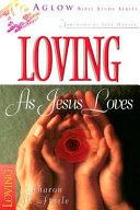 Loving as Jesus Loved