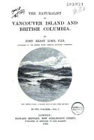 The Naturalist in Vancouver Island and British Columbia PDF