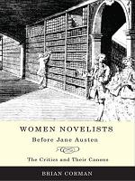 Women Novelists Before Jane Austen PDF