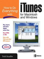 How to Do Everything with iTunes for Macintosh and Windows