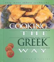 Cooking the Greek Way PDF