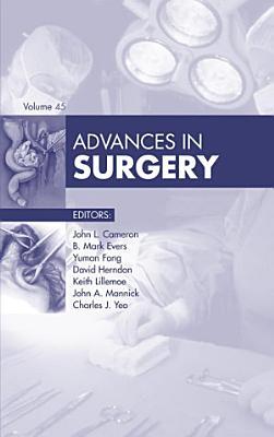 Advances in Surgery - E-Book