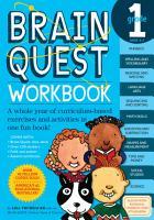 Brain Quest Workbook  Grade 1 PDF