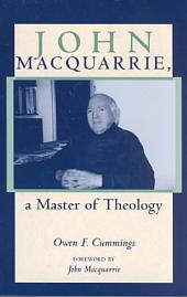 John Macquarrie, a Master of Theology