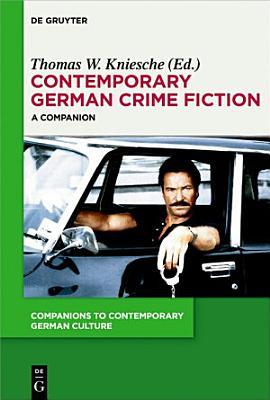 Contemporary German Crime Fiction PDF