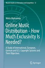 Online Music Distribution - How Much Exclusivity Is Needed?
