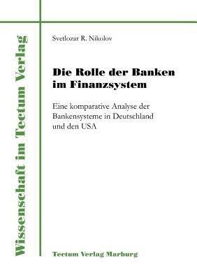Die Rolle der Banken im Finanzsystem PDF
