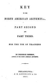 Key to the North American Arithmetic: Part Second and Part Third : for the Use of Teachers