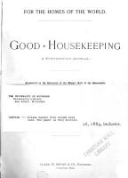 Good Housekeeping PDF