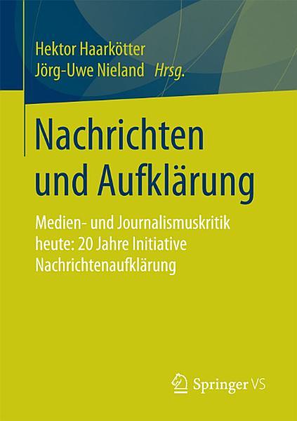 Nachrichten und Aufkl  rung PDF