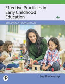 Revel for Effective Practices in Early Childhood Education Access Card