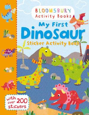 My First Dinosaur Sticker Activity Book