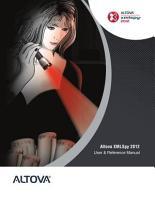 Altova   XMLSpy   2012 User   Reference Manual PDF