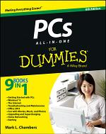 PCs All-in-One For Dummies