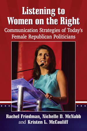 Listening to Women on the Right PDF