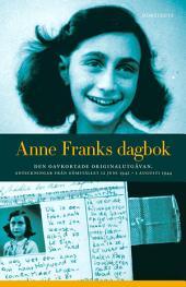 Anne Franks dagbok: Anteckningar från gömstället 12 juni 1942- 1 augusti