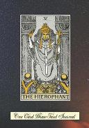 The Hierophant One Card Draw Tarot Journal PDF