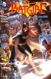 Batgirl (2011-) #32