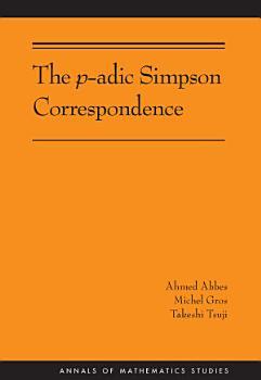 The p adic Simpson Correspondence  AM 193  PDF