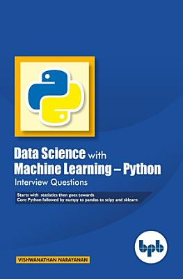 Data Science with Machine Learning PDF