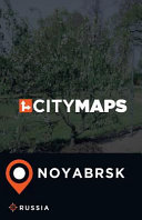 City Maps Noyabrsk Russia
