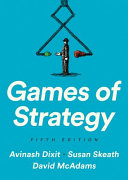 Games of Strategy PDF