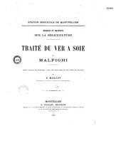 Traité du ver à soie