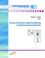Advances in Sensors  Reviews  Vol  3 PDF