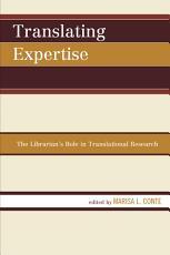 Translating Expertise