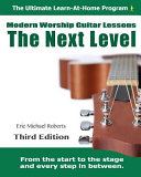 Next Level Modern Worship Guitar Lessons