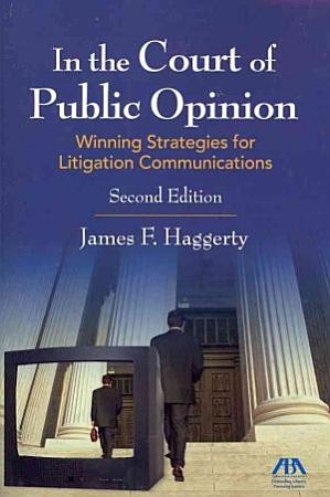 In the Court of Public Opinion PDF