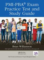 PMI PBA   Exam Practice Test and Study Guide PDF