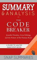 Summary & Analysis of The Code Breaker