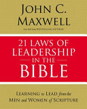 21 Laws of Leadership in the Bible PDF