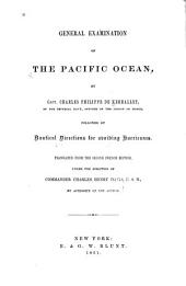 General Examination of the Pacific Ocean