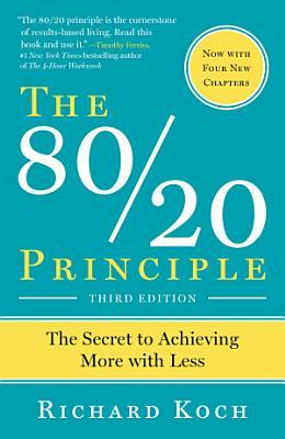 The 80 20 Principle  Third Edition
