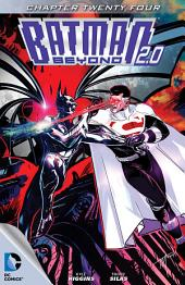 Batman Beyond 2.0 (2013- ) #24