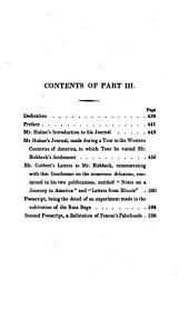 A year's residence, in the United States of America: Treating of the face of the country, the climate, the soil, the products, the mode of cultivating the land, the prices of land, of labour, of food, of raiment; of the expenses of housekeeping, and of the usual manner of living; of the manners and customs of the people; and of the institutions of the country, civil, political, and religious. In three parts
