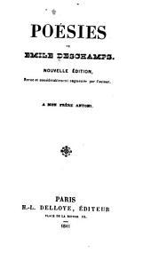 Poésies de André Chénier