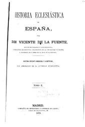 Historia eclesiástica de España: Volumen 2