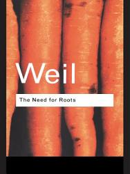 The Need For Roots Book PDF