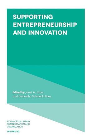Supporting Entrepreneurship and Innovation PDF