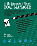 The International Marine Boat Manager