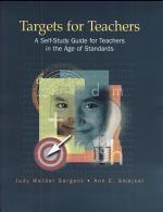 Targets for Teachers