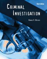 Criminal Investigation PDF