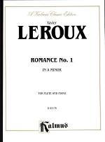 Romance No. 1 in A Minor