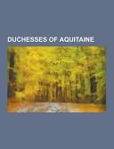 Duchesses of Aquitaine